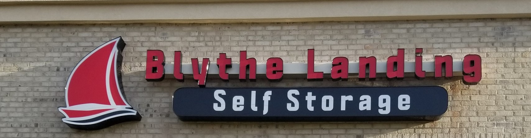 Blythe Landing Self Storage in Huntersville NC